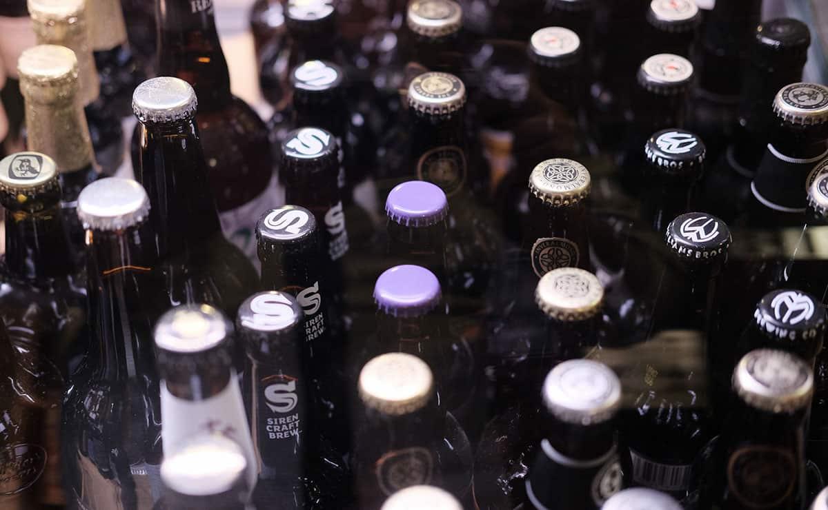 LO SHOP: 250 tipi di birre artigianali!!