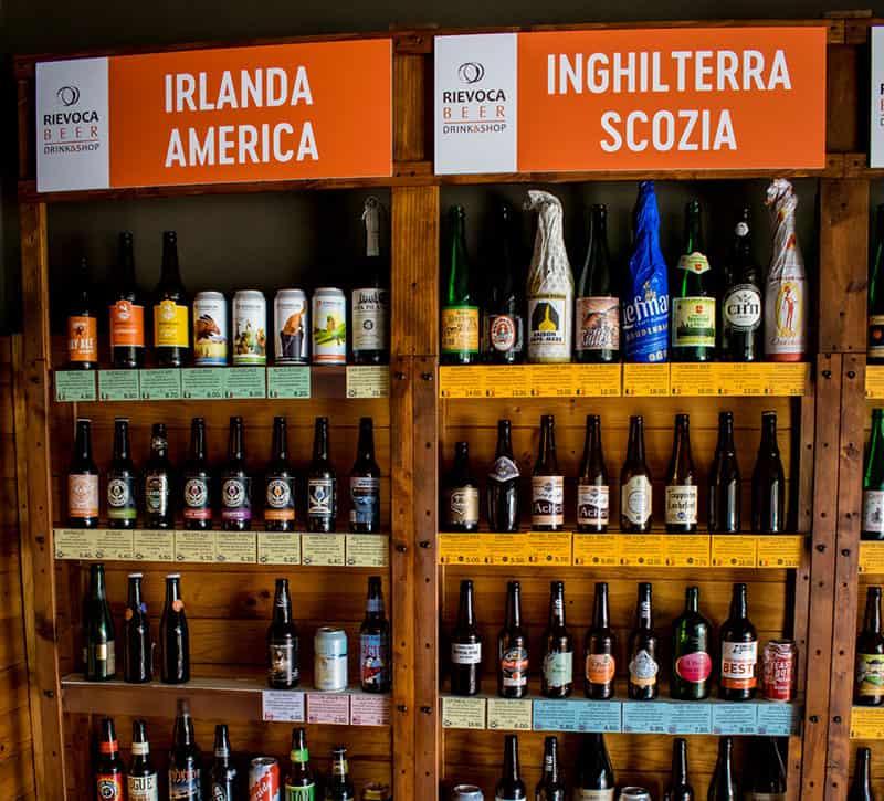 shop Rievoca beer: acquista da noi le tue birre artigianali - più di 200 tipi di birre