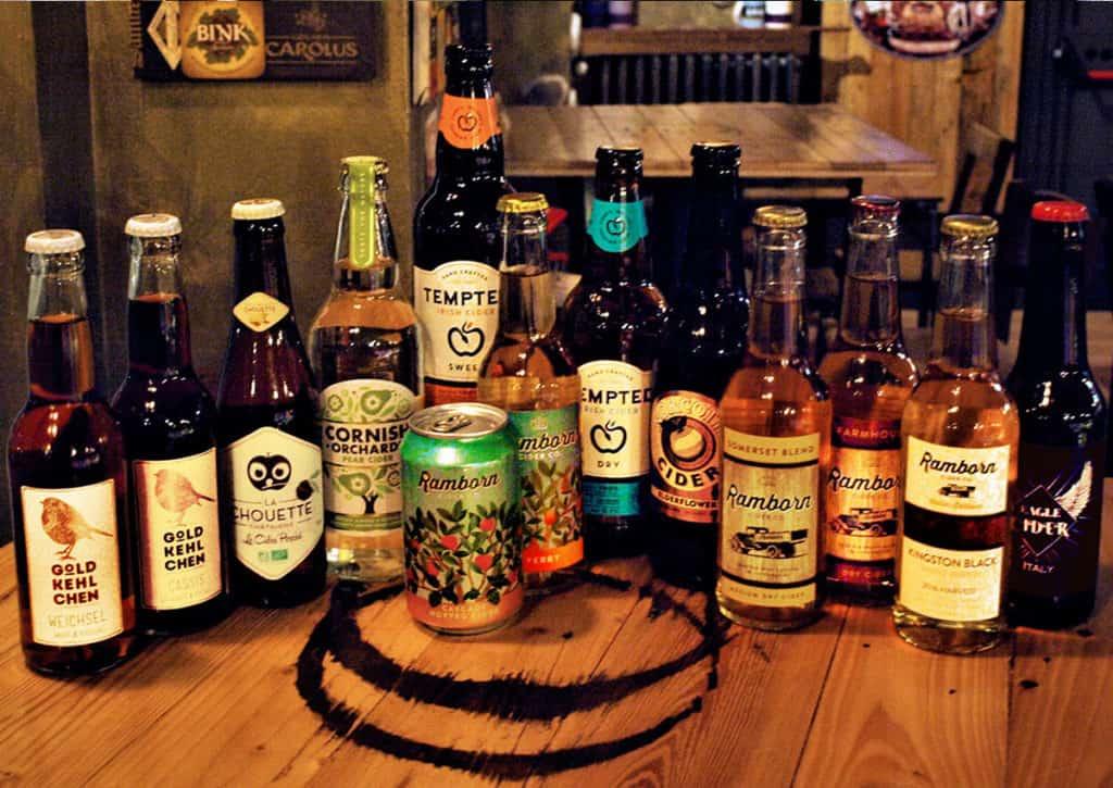 sidro artigianale dai migliori produttori a rievoca Beer