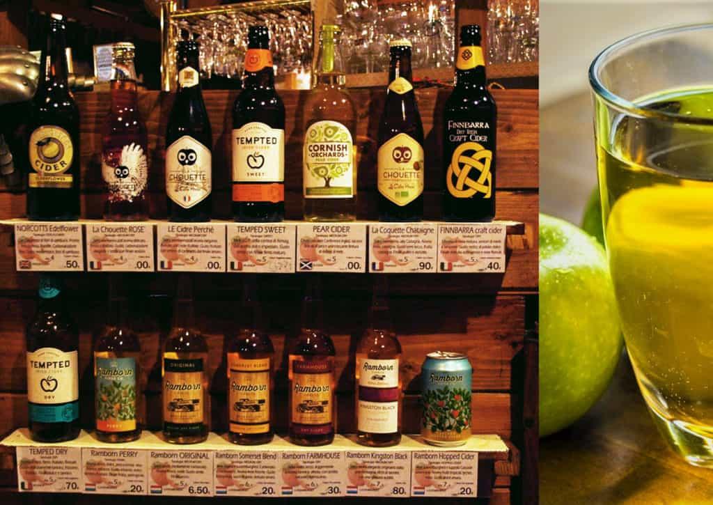 ampia scelta se sapori di sidro a Rievoca Beer